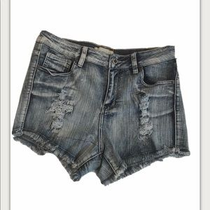 Angel Kiss Jean Shorts Los Angeles Size 10